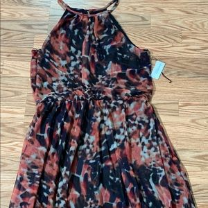 Beautiful high low dress, brand new with tag.